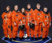 STS-112 Official NASA Crew Portrait